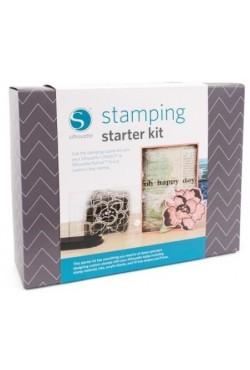Silhouette Stempel startpakket