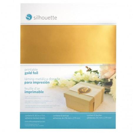beprintbaar vinyl  goud