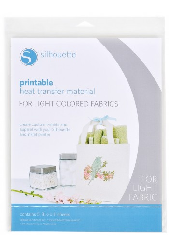 Beprintbare heat transfer licht