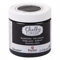 Chalky Finish - Ebbenhout