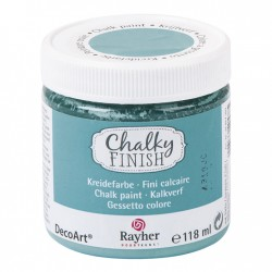 Chalky Finish - Turquoise