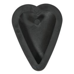 Sieraadbeton - gietvorm hart