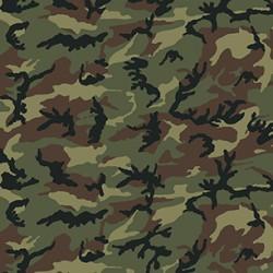 Flex Camouflage groen +...