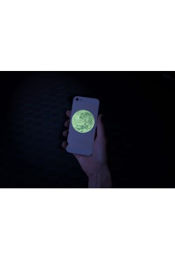 glow-in-the-dark beprintbaar stickervellen