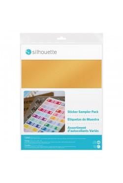 Silhouette Sticker proefpakket